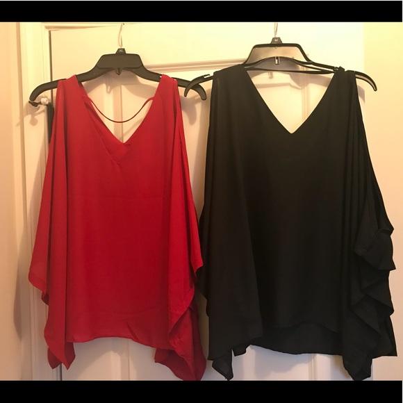 f930b74c26e Amazon Tops | Womens Off Shoulder Shirt Bundle Deal | Poshmark
